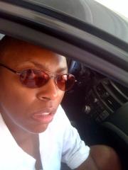 Sheree in Car