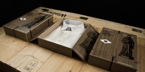 I would love to get this in the mail - wooden packaging!