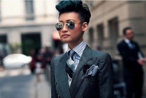 The always fabulous Esther Quek!
